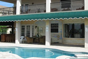 Residential Patio and Terrace Awnings