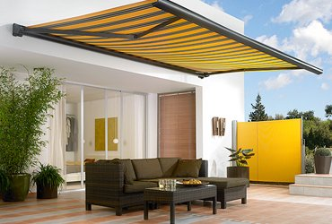 Residential Retractables Awnings